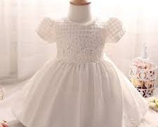 3 Reasons to Save Your Child's Christening Gown