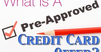 Is a pre approval for a credit card a hard inquiry?